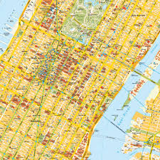Map New York City by Street Map New York City Nyc Usa Maps And Directions At Map
