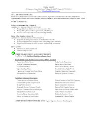 Medical Office Assistant Resume Examples administrative assistant resume objective examples berathen com
