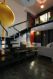 100 loft style living room house in loft style with bright
