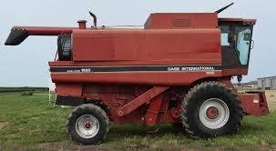 1990 case ih 1680 axial flow combine item k6214 sold se