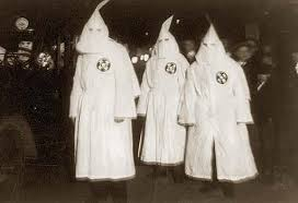 Hooded Robes - KKK History Website - This KKK website discusses