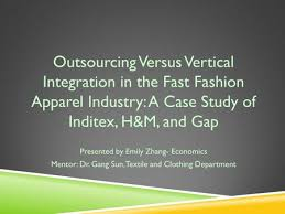 Governance of sustainable supply chains in the fast fashion     My assignment help     feedback