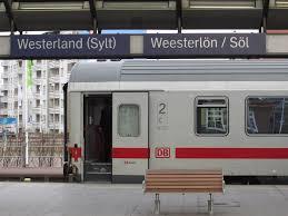 Westerland (Sylt) station