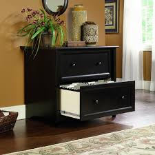 Second Hand Furniture Online Melbourne Amazon Com Sauder 409044 Estate Black Finish Edge Water Lateral