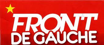 Front de Gauche présidentielle législative 2012