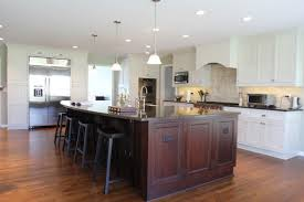 Large Open Kitchen Floor Plans by Kitchen Island With Bar Seating Full Size Of Kitchen Outstanding