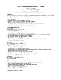 comprehensive resume sample for nurses awesome collection of sample nursing assistant resume in format best ideas of sample nursing assistant resume with resume sample