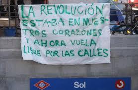 La revolución estaba en nuestros corazones, ahora está en la calle