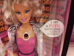 Kamera Yang Berbentuk Barbie [ www.BlogApaAja.com ]