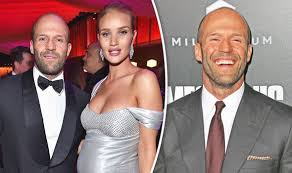 Jason Statham is      feeling pretty nimble      ahead of welcoming first     Daily Express