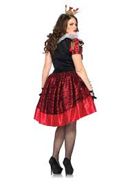 black red 2 pc royal red queen costume amiclubwear costume
