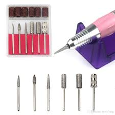 electric nail drill file machine maniure and pedicure drill polish