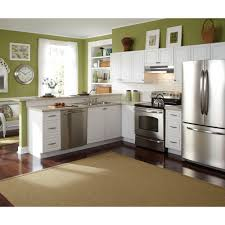 Ready Made Kitchen Cabinets by Home Depot White Kitchen Fascinating Home Depot White Kitchen