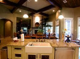 Traditional Kitchen Designs Interior Design Traditional Kitchen Design With Oak Kitchen