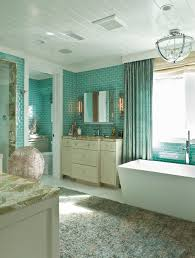 Beach Bathroom Decor Ideas Colors 69 Best Aqua Bathroom Images On Pinterest Bathroom Ideas