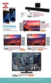 best black friday deals on smart tv sam u0027s club full black friday 2016 ad leaked here are the best deals