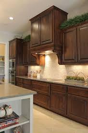 marble countertops knotty alder kitchen cabinets lighting flooring