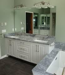 Standard Bathroom Vanity Height With Vessel Sink With Contemporary - Height of bathroom vanity for vessel sink