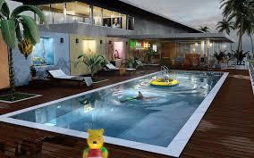 house swimming pool design home interior design