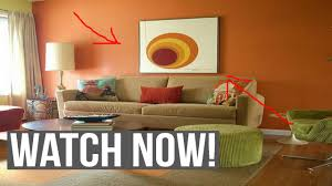 Choosing Wall Paint Colors For Living Room YouTube - Home painting ideas interior