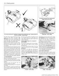 ford sierra 1987 2 g braking system workshop manual
