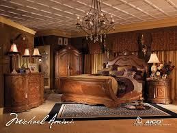 Modern Bedroom Set Dark Wood Bedroom Furniture Beautiful Beige Dark Brown Wood Glass Cool