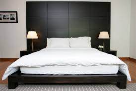 collection in wood panel headboard 20 stylish cuts of wooden