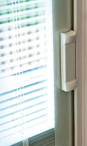 exterior door with blinds between glass faqs blinds between glass for exterior doors enclosed blinds