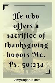 powerful thanksgiving prayers offer a sacrifice of thanksgiving the vitamin shepherd