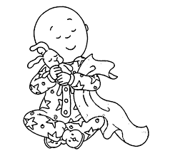 caillou caillou coloring page 2 disney coloring pages