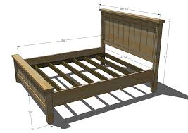 How To Build A Full Size Platform Bed With Drawers by 80 Diy King Size Platform Bed Frame My Diy Projects Pinterest