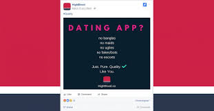 This Dating App Is Suffering HighBlood Pressure For A Derogatory Post Vulcan Post