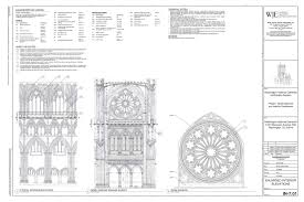 East Wing Floor Plan by Washington National Cathedral Collection At The National Building