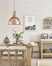 this homely kitchen draws on the classic scandi pairing of oak