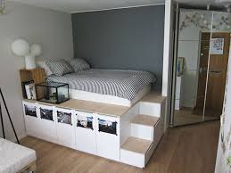 Twin Size Platform Bed With Storage Plans by Best 25 Platform Bed Storage Ideas On Pinterest Bed Frame