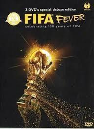 100 Ans de Fifa poster