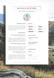 Curriculum Vitae Resume Template 17 Awesome Examples Of Creative Cvs Resumes Guru
