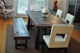 Rustic Modern Dining Room Tables by Emmerson Dining Table Rustic Value Maker Homesfeed