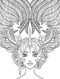 hair salon coloring pages in coloring pages eson me