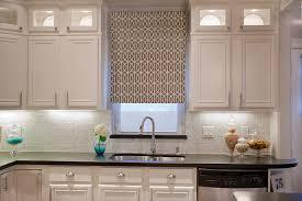 choosing the right kitchen window treatments interior design