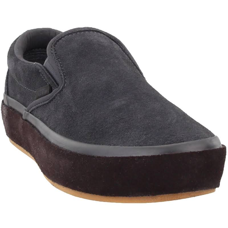 Vans Classic Slip-On Sneakers Grey- Mens