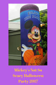 mickeys not so scary halloween party 2017 mickey u0027s not so scary halloween party 2017 a spooktacular night