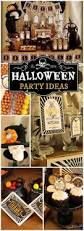 Themed Halloween Party Ideas by 45 Best Halloween Dessert Tables Images On Pinterest Halloween