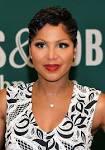 R&B star Toni Braxton was