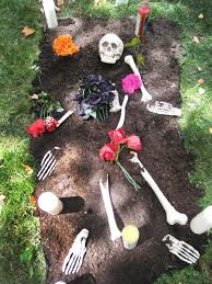 halloween decorations skeletons day of the dead