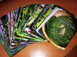 feasting for change plant knowledge cards vancouver island and