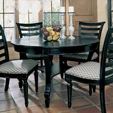 Dining Room Sets With Round Tables How To Purchase Black Round Dining Table Set U2013 Home Decor