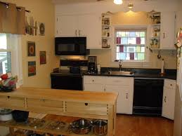 Kitchen Organization Ideas Small Spaces by Luxurious Small Kitchen Countertops With A Big Fridge With Sink