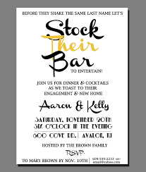 Printable Invitation Card Stock Stock The Bar Invitation Printable Bridal Showers Pinterest