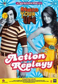 Công Lý Thép: Đền Tội Action Replayy 2010